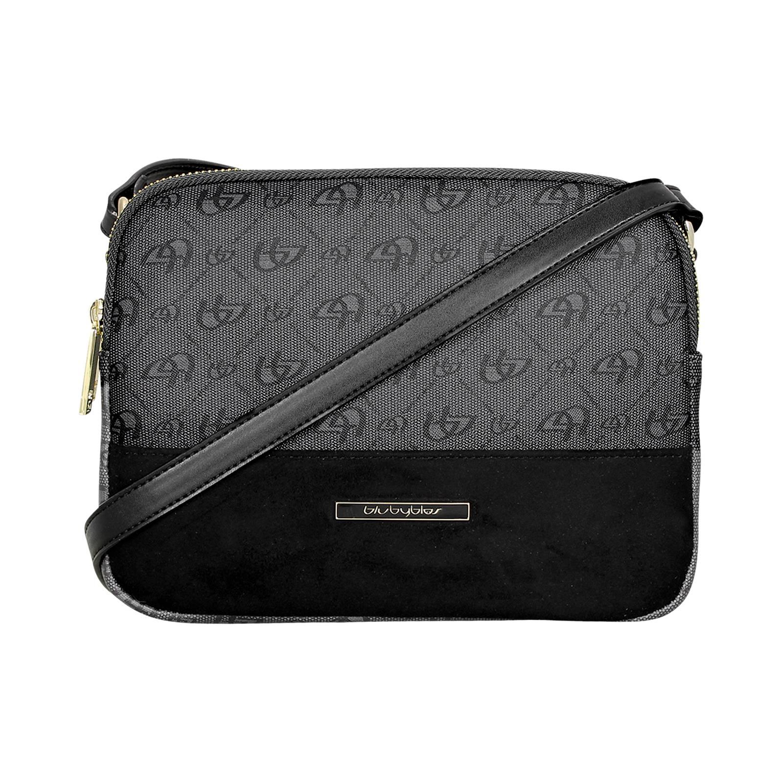 e7b90aaf99 Treznea - Γυναικεία τσάντα Blu Byblos από καστορι συνθετικο και ...