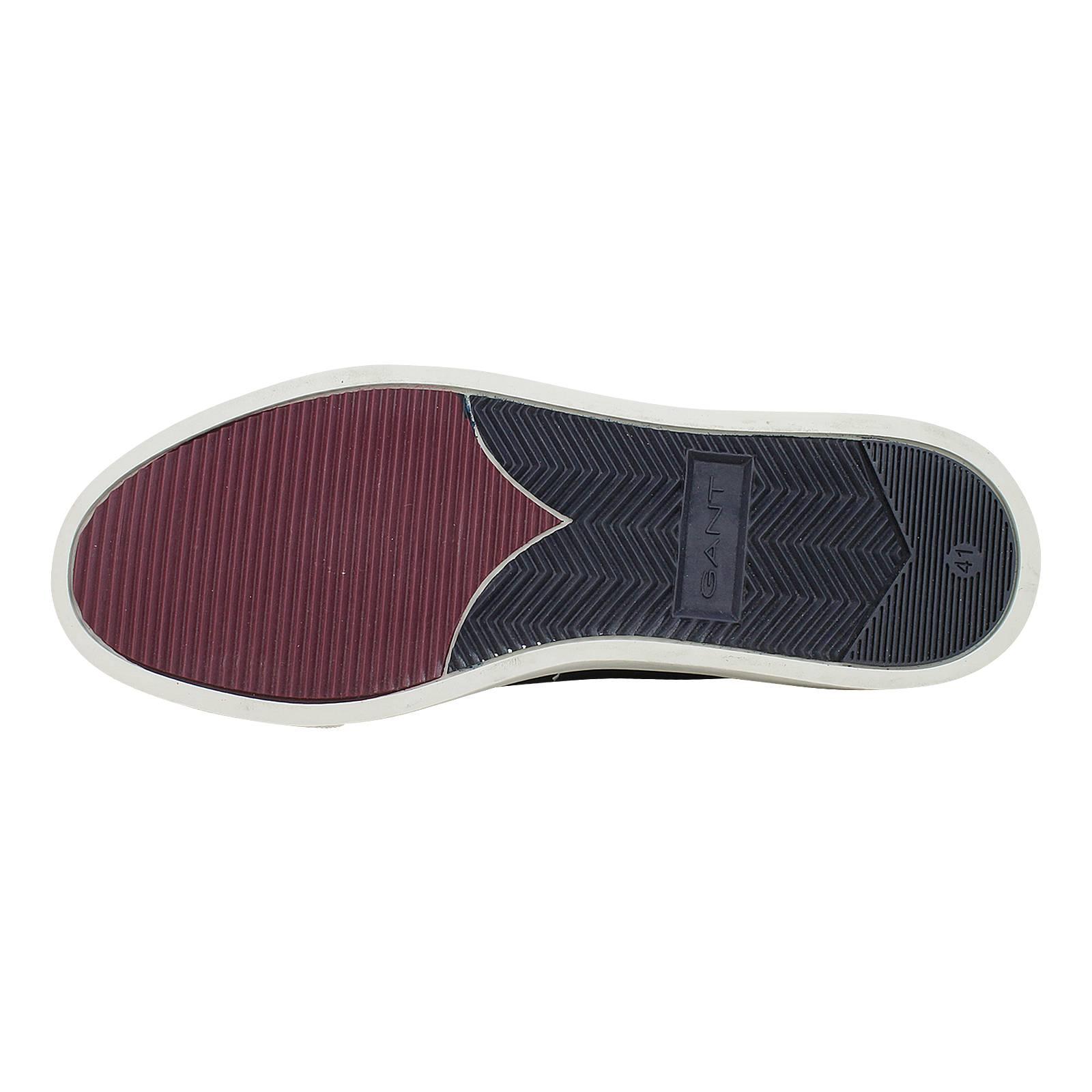 a1cc3717f51a Major - Ανδρικά παπούτσια casual Gant από δερμα
