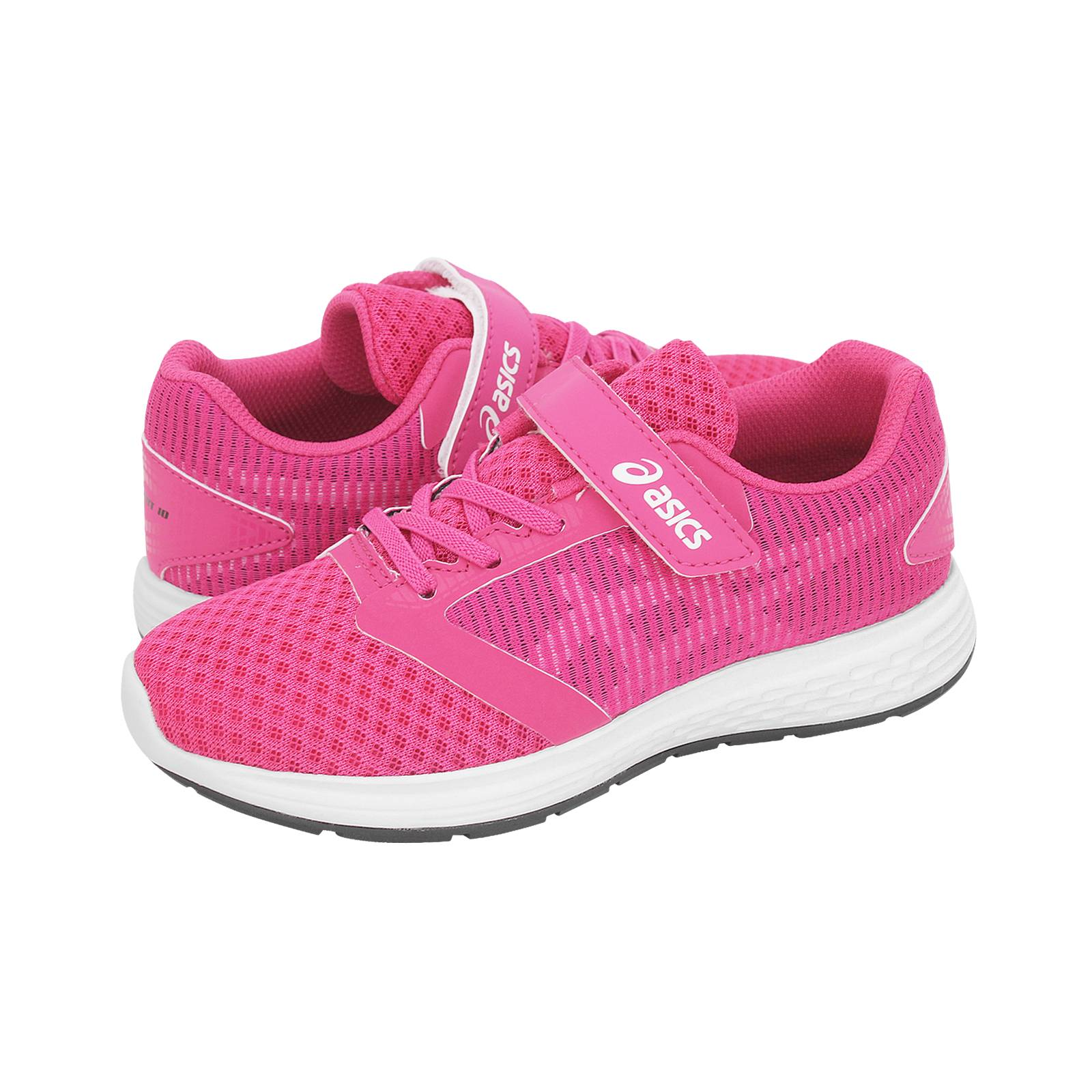 f800b039a9d Patriot 10 PS - Παιδικά αθλητικά παπούτσια Asics από υφασμα και ...