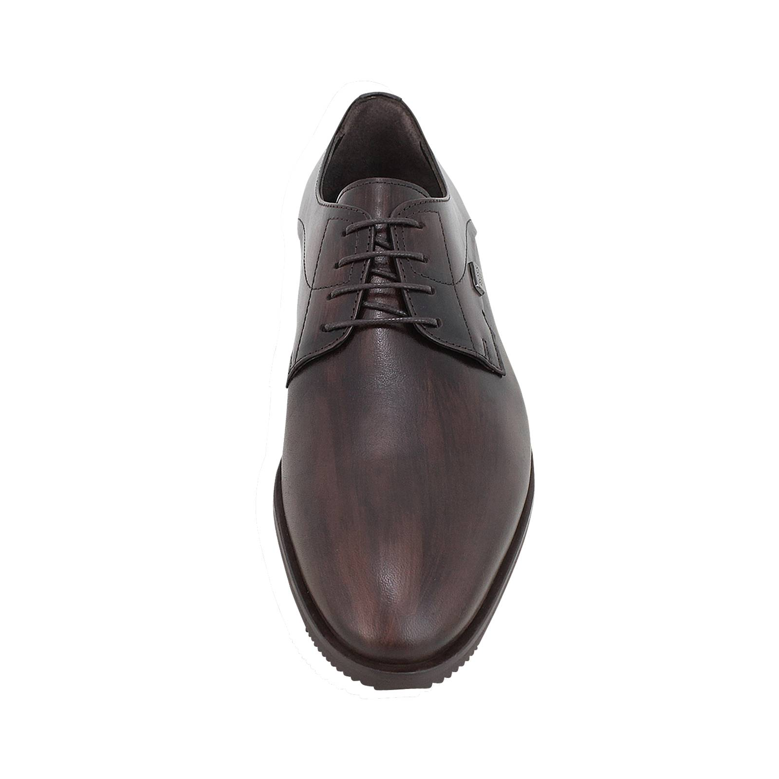 Summit - Ανδρικά δετά παπούτσια Boss από δέρμα - Gianna Kazakou Online 7f110df68eb