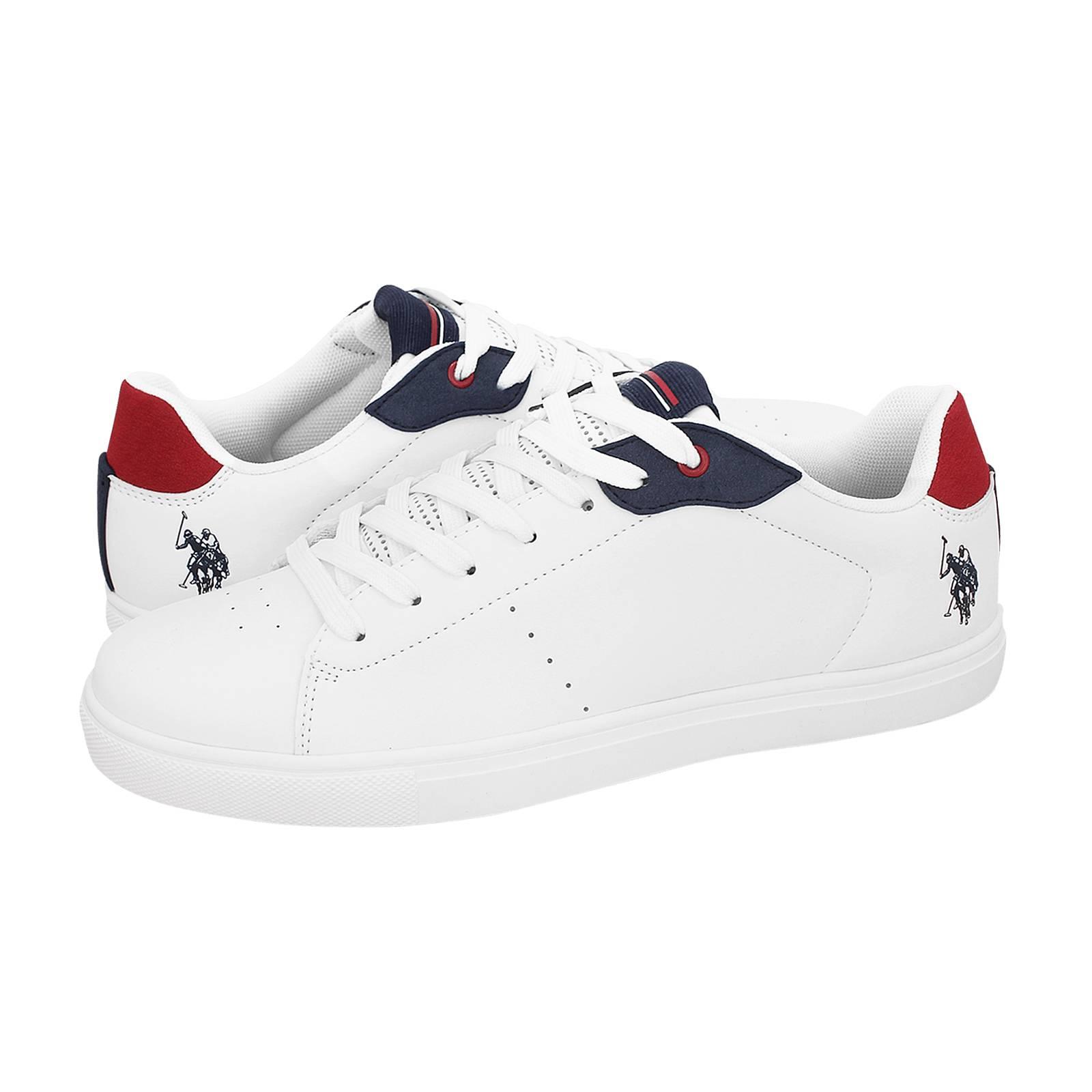 a628c9853c02 Jado - Ανδρικά παπούτσια casual U.S. Polo ASSN από δερμα συνθετικο ...