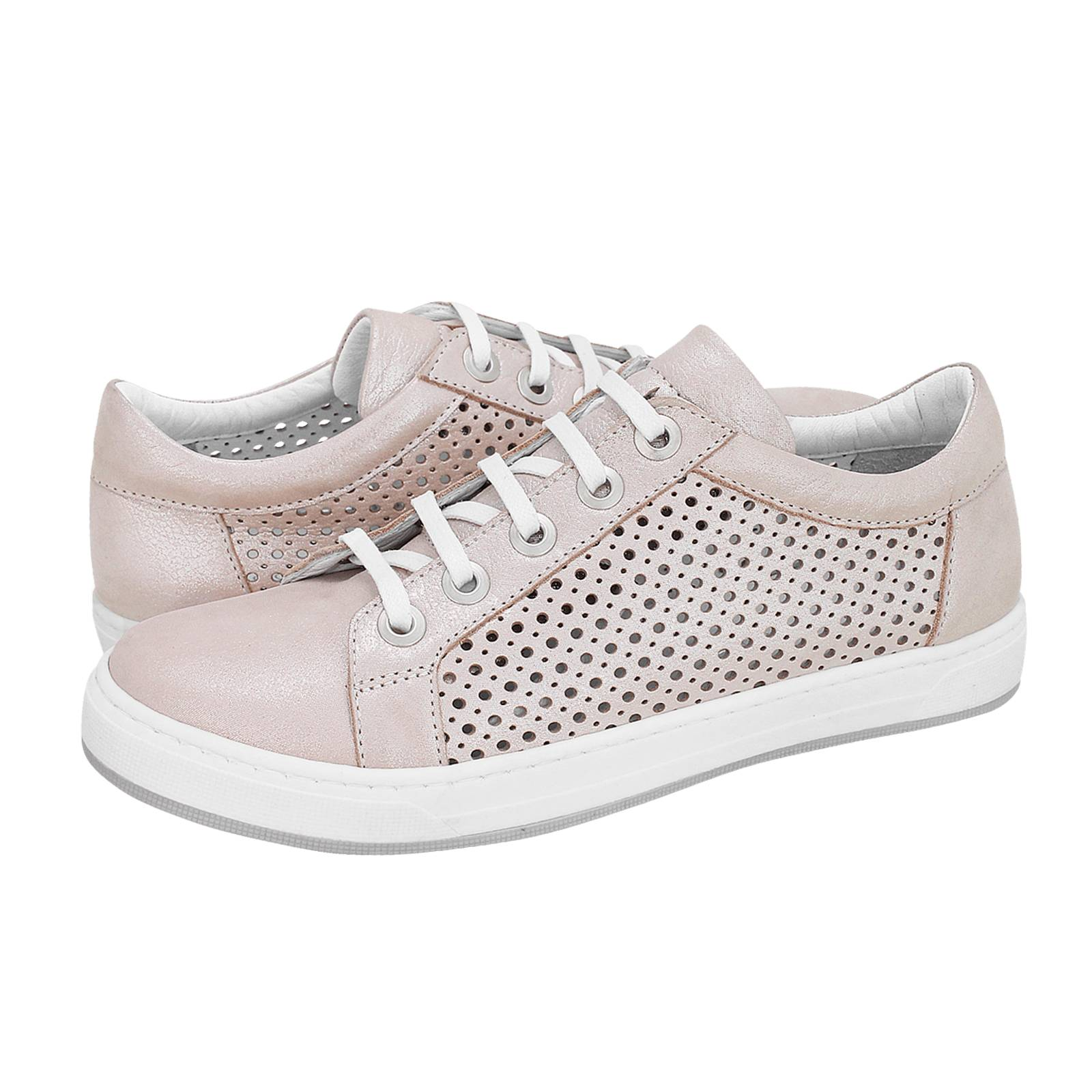 Coventry - Γυναικεία παπούτσια casual Gianna Kazakou από δερμα ... 1b2f1f0c96c