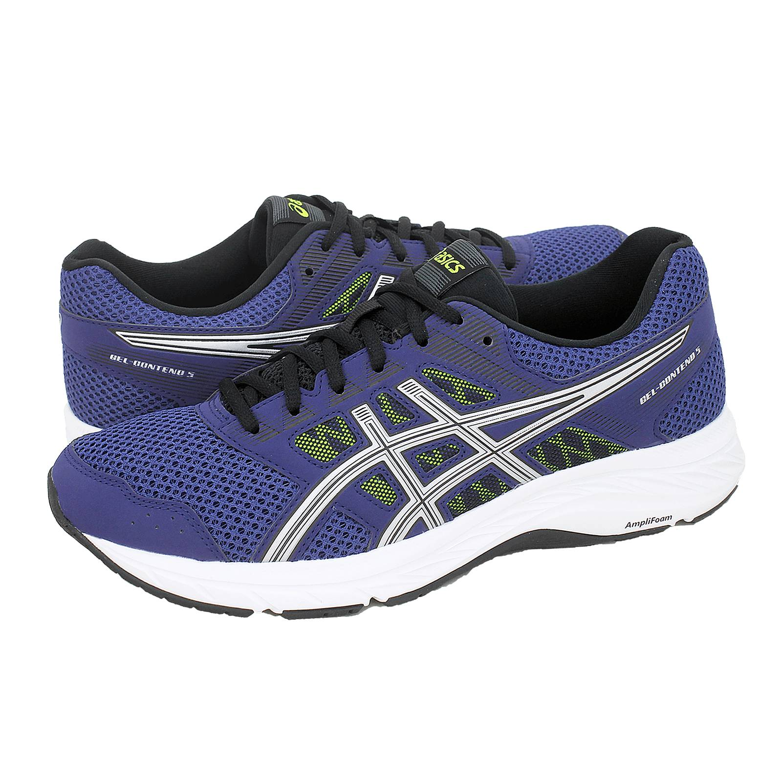 a54158f82b1 Gel-Contend 5 - Ανδρικά αθλητικά παπούτσια Asics από υφασμα και ...