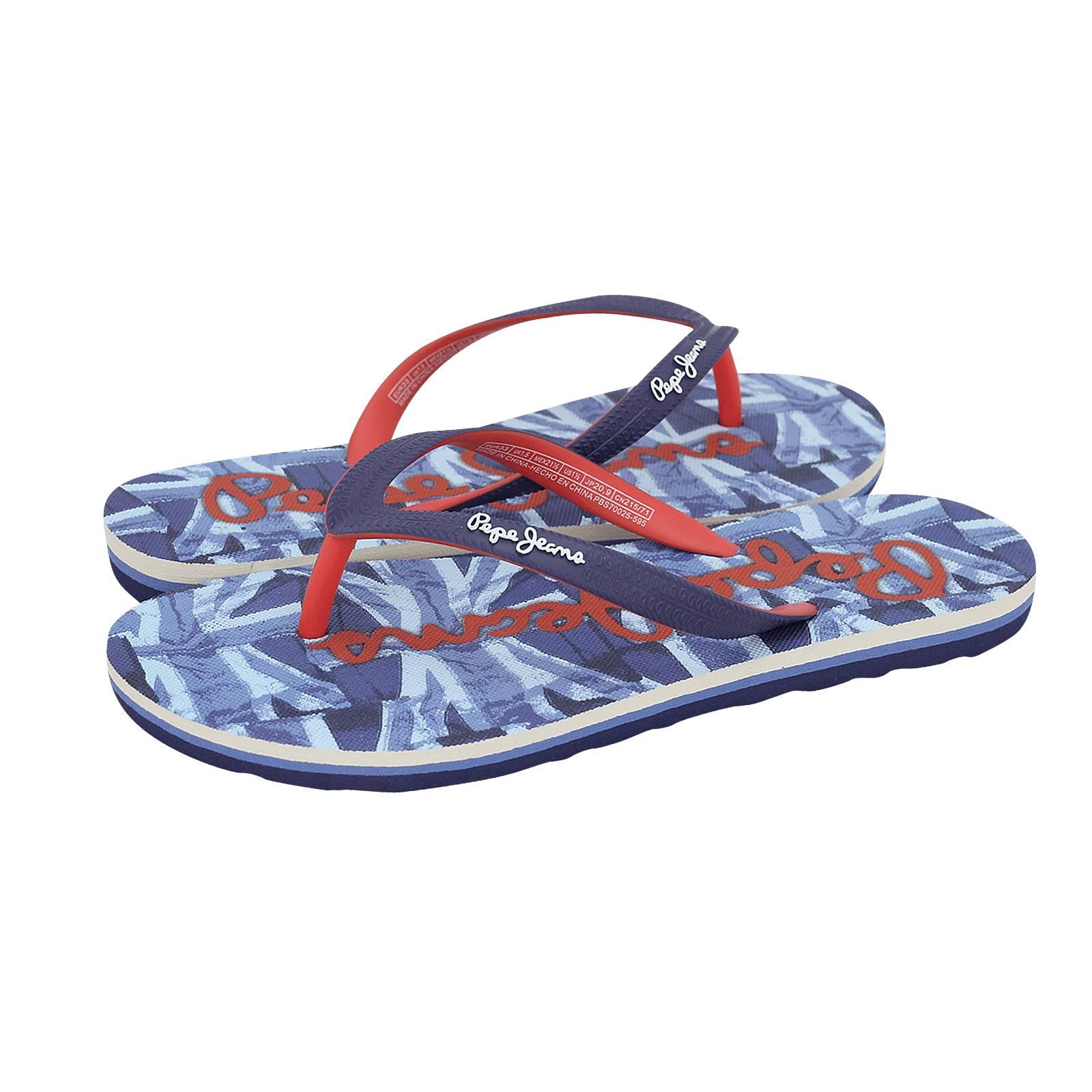 517969e49c0 Beach Uk Boy - Παιδικά πέδιλα Pepe Jeans από συνθετικο - Gianna ...