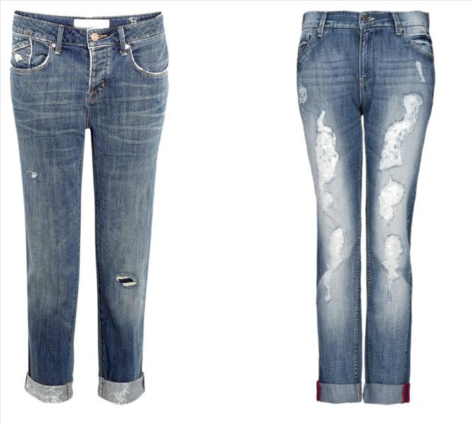 Ποια είναι τελευταία λέξη της μόδας στα jeans  Μα φυσικά τα γνωστά σε όλες  μας boyfriend! Είναι το must της φετινής χρονιάς 1f71bd206ef