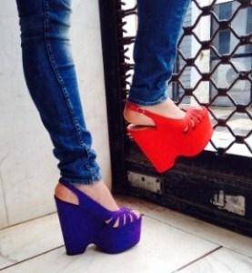Δε χρειάζονται ιδιαίτερες συστάσεις! Τα πιο εκκεντρικά παπούτσια με  ονοματεπώνυμο! Τα Jeffrey Campbell είναι πλέον τάση στο Hollywood 2300c2452bc